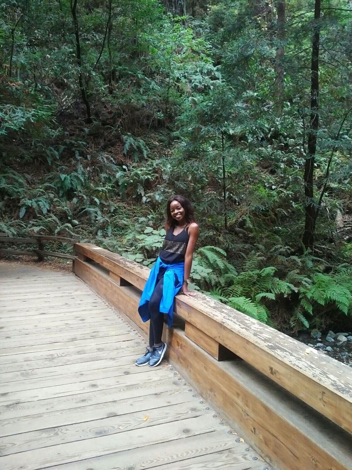 Muir Woods - San Fransisco - For Raha and Lemons