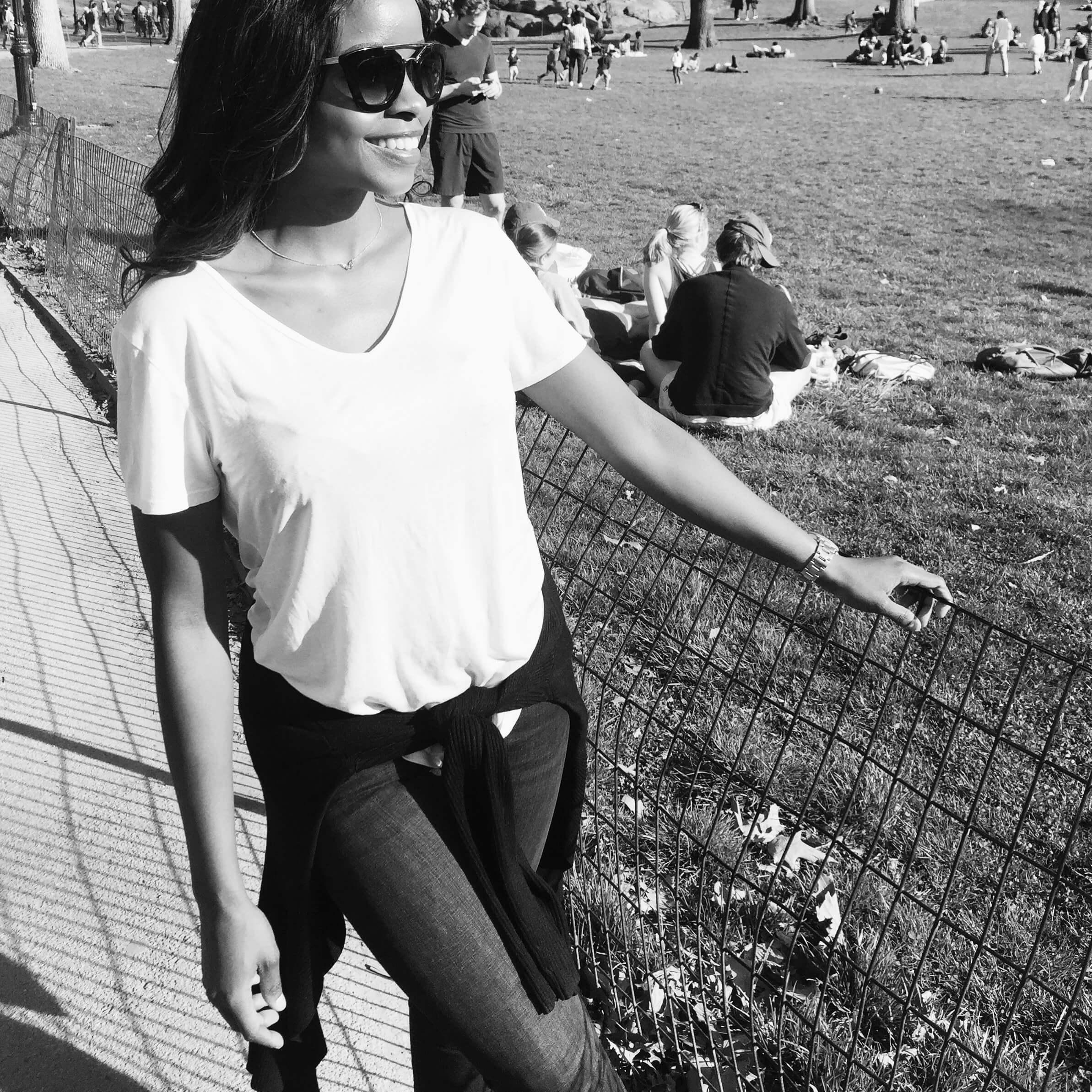 Central Park Sundays - For Raha and Lemons
