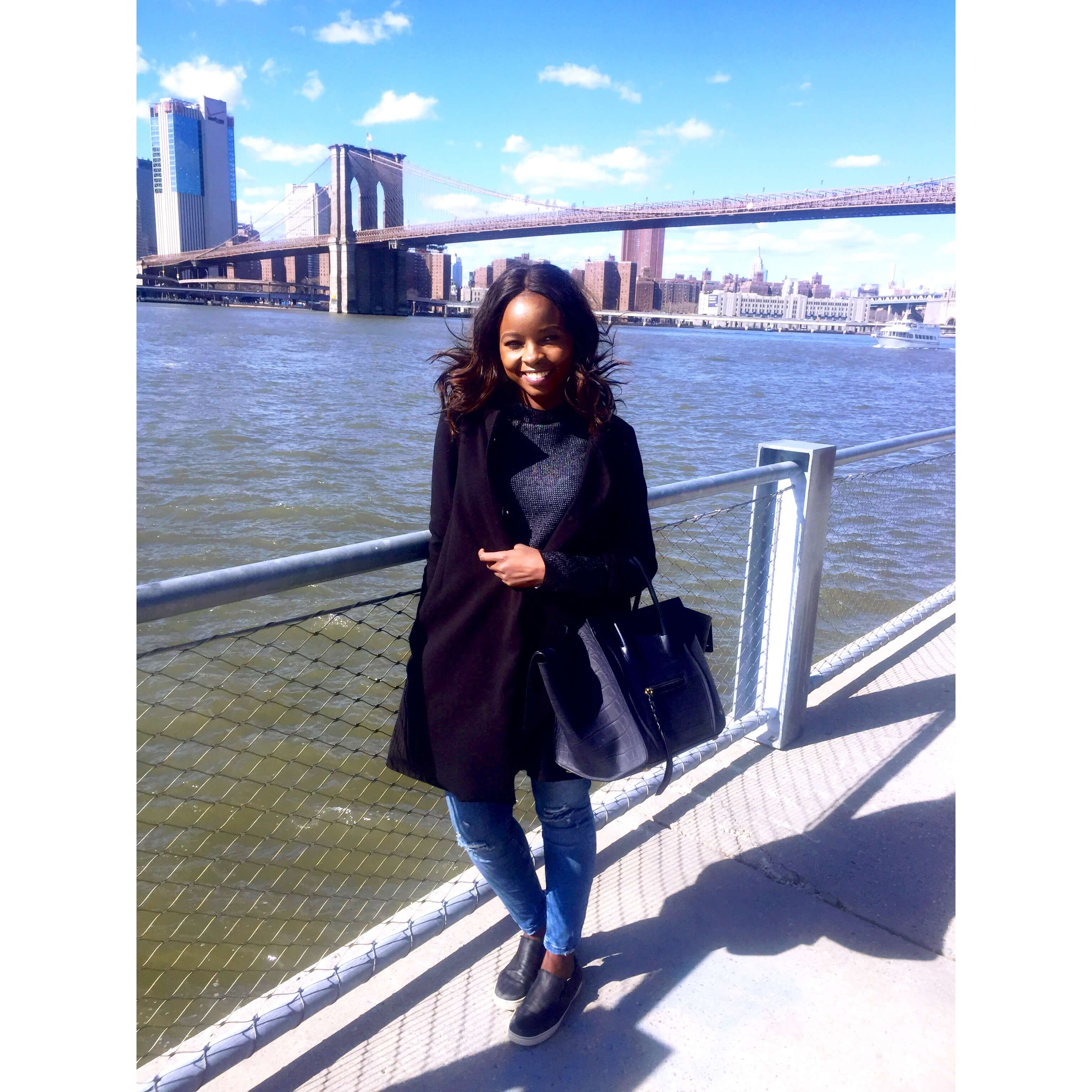 Brooklyn Bridge - For Raha and Lemons