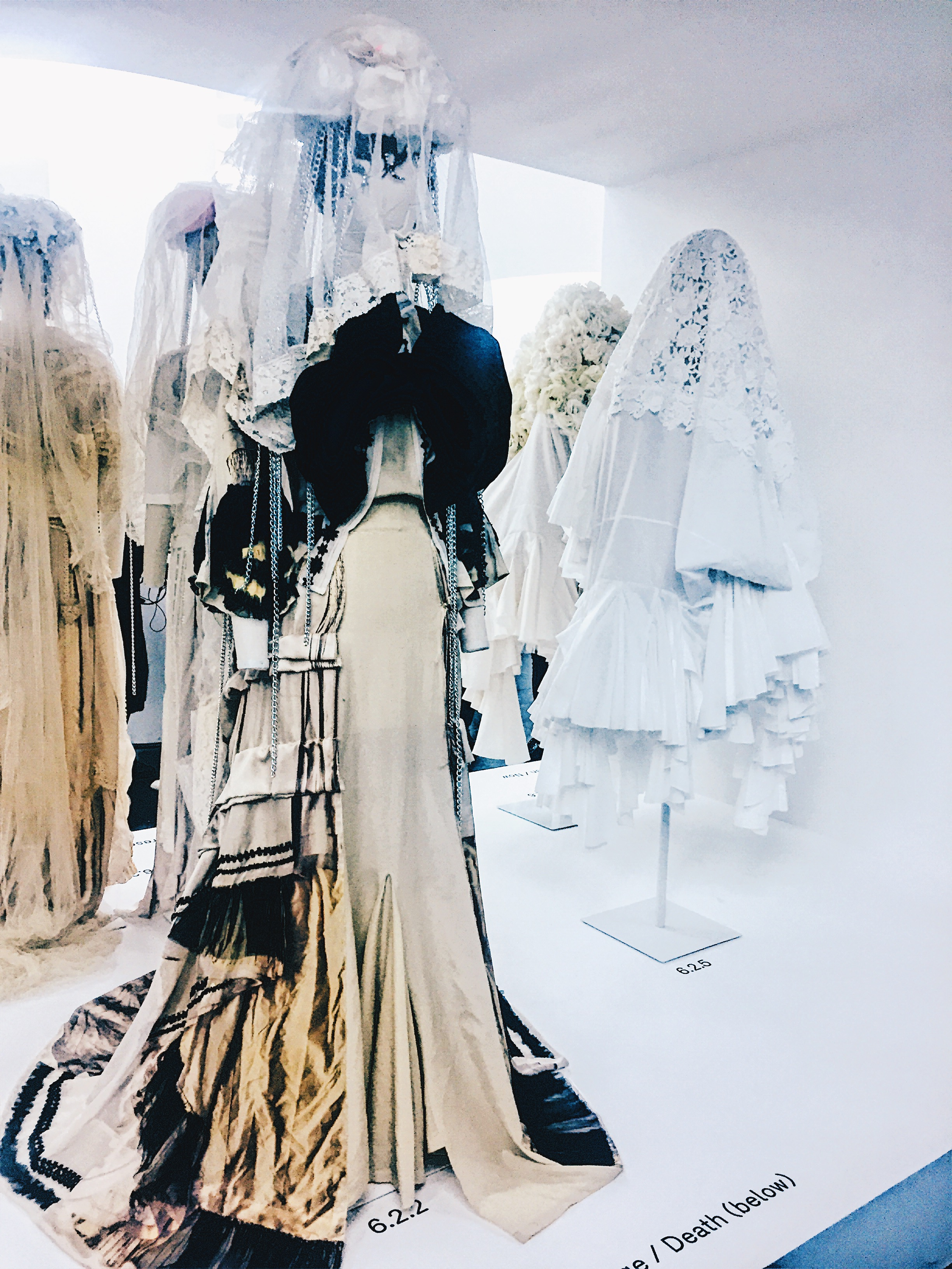 Art of In-Between // Comme Des Garcons // Broken Bride
