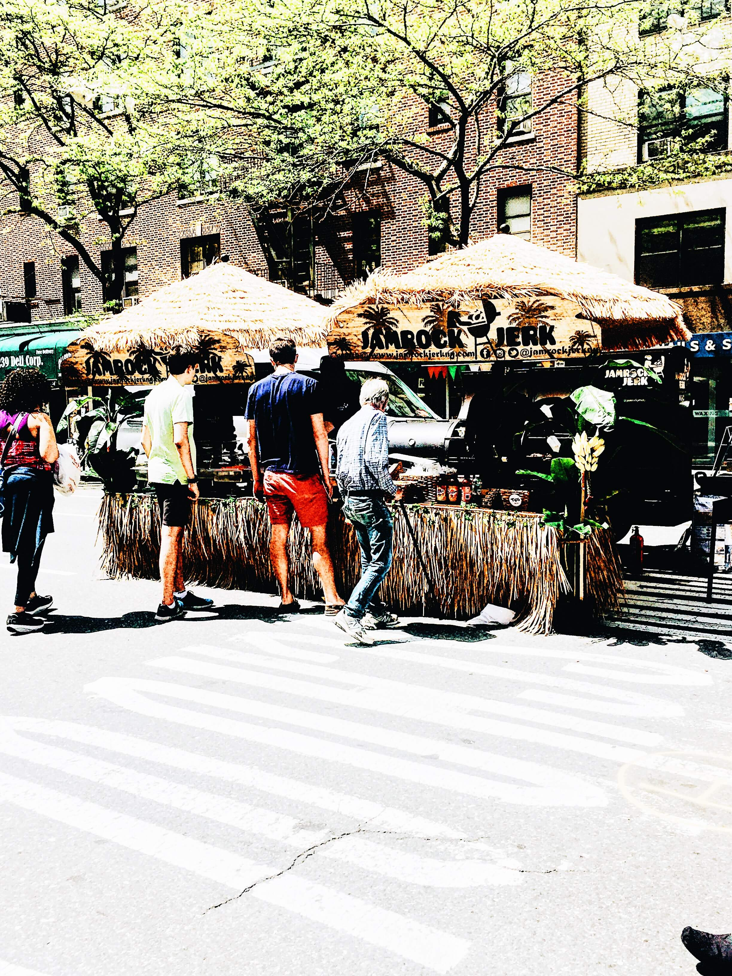Food Trucks in Chelsea, NYC - For Raha and Lemons